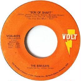 Bar-Kays, The – Son Of Shaft / Sang And Dance