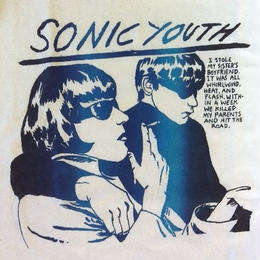 "Sonic Youth ""Goo"" Ringer Tee (Used)"