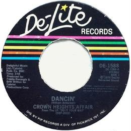 Crown Heights Affair ‎– Dancin' / Love Me