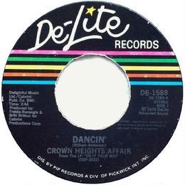 Crown Heights Affair – Dancin' / Love Me