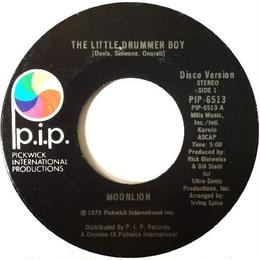 Moonlion ‎– The Little Drummer Boy / Laid Back