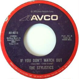 Stylistics, The ‎– You'll Never Get To Heaven