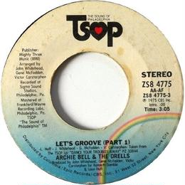 Archie Bell & The Drells – Let's Groove