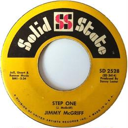 Jimmy McGriff ‎– Step One / South Wes