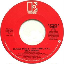Donald Byrd & 125th Street, N.Y.C. ‎– Sexy Dancer / Midnight
