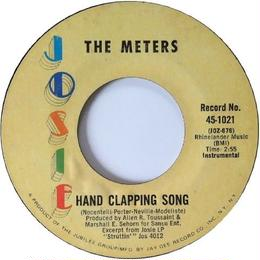 Meters, The ‎– Hand Clapping Song / Joog