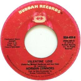 Norman Connors ‎– Valentine Love / Akia
