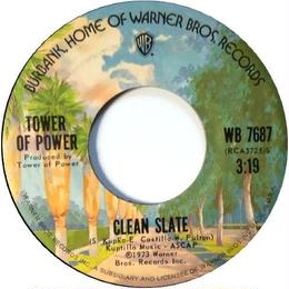 Tower Of Power ‎– So Very Hard To Go / Clean Slate