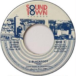 J. Blackfoot ‎– Taxi / Where Is Love