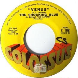 Shocking Blue, The – Venus / Hot Sand