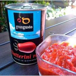 究極のトマト缶  400g(固形分240g) (イタリア産)