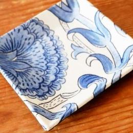 【M'sクラフト】トレーミニ 青花(ウィリアムモリス)O2-0010