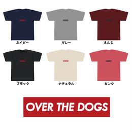OVER THE DOGS Tシャツ