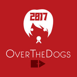 OVER THE DOGS 2017カレンダー
