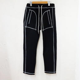 Liss リス design stitch jersey PANTS (メンズ)