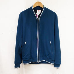 LiSS リス ZIP UP RIB blouson (メンズ)