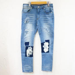 THREAD スレッド powered stretch extreme skinny jeans(メンズ)