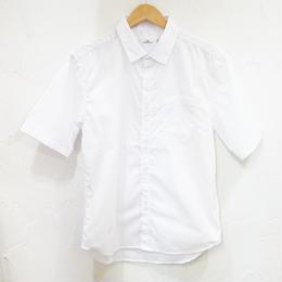 Liss リス イレギュラーボタンストレッチシャツ