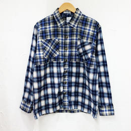 MATOU USED UPCYCLE CHECK SHIRTS(メンズ)