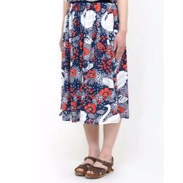 marble SUD マーブルシュッド Swan Park skirt