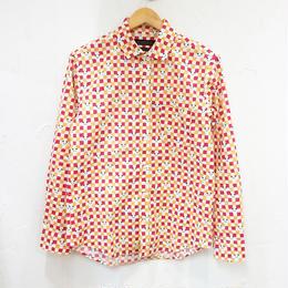 パンダプリントRGシャツ(メンズ)