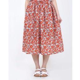 marble SUD マーブルシュッド Snail&Flower skirt