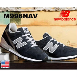 NEW BALANCE  M996NAV made in USA