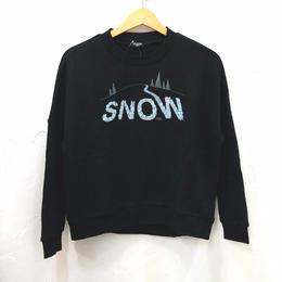 marble SUD マーブルシュッド SNOW SWEAT L/S  (レディース)