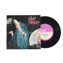 """MEAT MARKET / Too Tried (7"""")"""