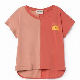 【 Bobo Choses 2018SS 】118020 Sun bicolour sleeveless t-shirt