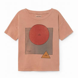 【 Bobo Choses 2018SS 】118006 Know shortsleeve t-shirt