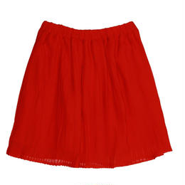 【 Soft Gallery 2018SS 】Mandy Skirt/ 340. Flame Scarlet