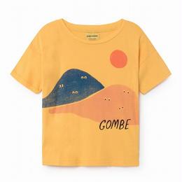 【 Bobo Choses 2018SS 】118003 Mountains shortsleeve t-shirt