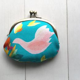 がま口(ロワゾ)【鳥】