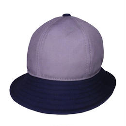 6P HAT  GRAY×NAVY