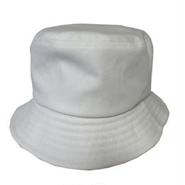 BUCKET HAT  WHITE