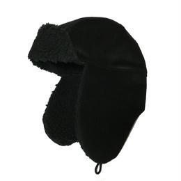 BOMBER CAP CORDUROY BLACK×BLACK