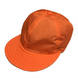 LOW STRAP CAP PUMPKIN ORANGE