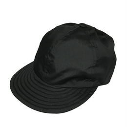 LOW STRAP CAP BLACK