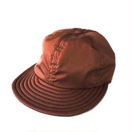 LOW STRAP CAP CHOCOLATE BROWN