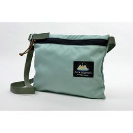 BUCK PRODUCTS Classic Musettes Bag Jade バックプロダクツ クラシック ミュゼットバッグ サッコシュ  アウトドア ショルダーバッグ