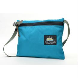 BUCK PRODUCTS  Classic Musettes Bag Peacock バックプロダクツ クラシック ミュゼットバッグ サッコシュ  アウトドア ショルダーバッグ
