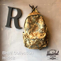 "Herschel BHW Collection ""H-442"" Covert Arid Camouflage"