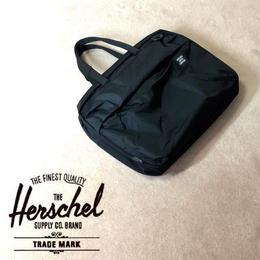 """Herschel """"BRITANNIA"""" Black"""