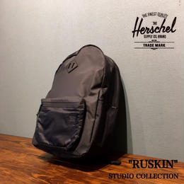 "Herschel ""STUDIO collection RUSKIN"" Black"