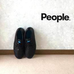 "PEOPLE footwear ""THE CYPRESS"" Black/R.Black"