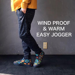 WIND PROOF & WARM EASY JOGGER