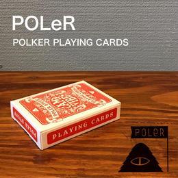"POLeR ""POLKER PLAYING CARDS"""