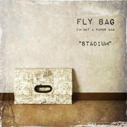 "FLY BAG CLUTCH ""STADIUM"""