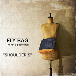 "FLY BAG ""SHOULDER S"" Navy"